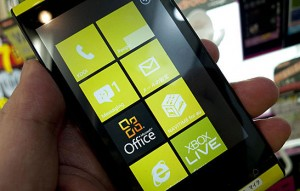 Toshiba Windows Phone