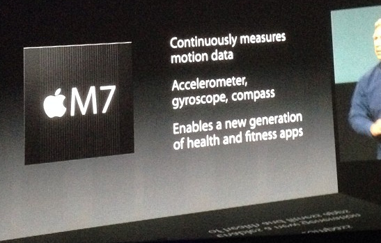 M7 Chip
