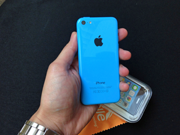 iphone 5c feel