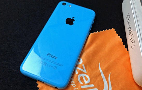 iphone 5c china