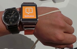 Galaxy Gear Comparison