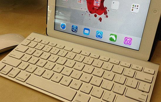 ipad touch cover
