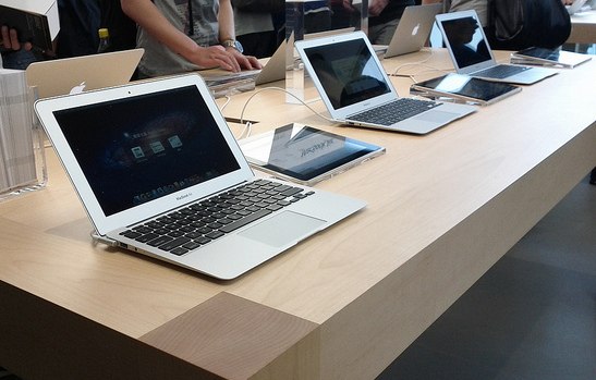 New Macs will ship with OS X Mavericks