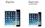 ipad air ipad mini