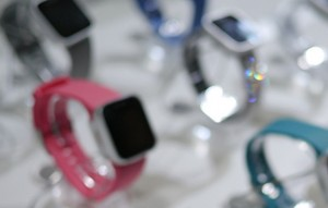 Apple soon to join growing smartwatch market?