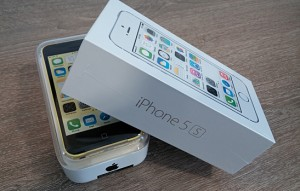 iPhone 5S in Box