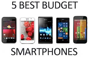 best budget smartphones