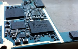 Samsung Mobile Chip