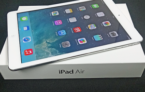 new ipad air