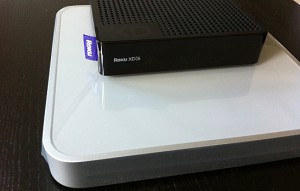 Roku Atop Apple TV