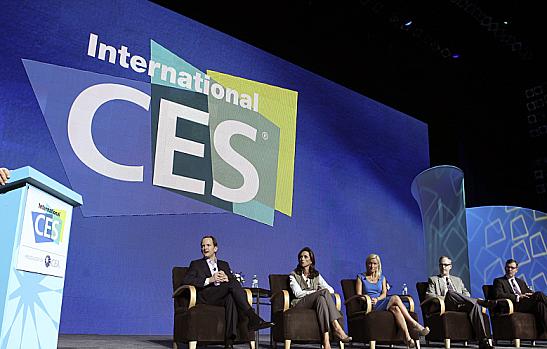 CES panel
