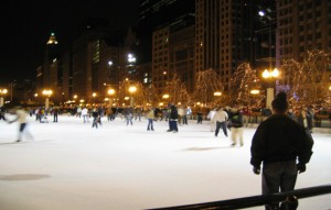 During the winter months, you can really get to know a city through social media, event-building, and shopping apps.
