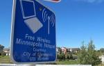 Free wireless hotspot