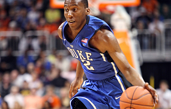 Nolan Smith NCAA Basketball