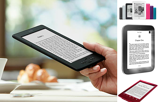 The 5 Best Ebook Readers