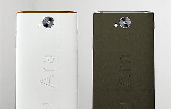 Google Project Ara Smartphone
