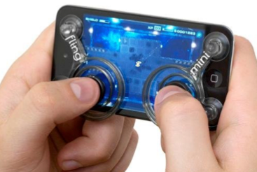 Fling Mini Game Controller - Best for: joystick yearners