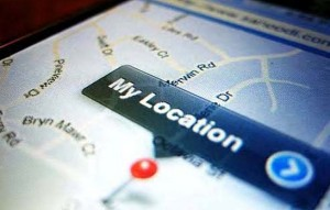 Smartphone Map and GPS