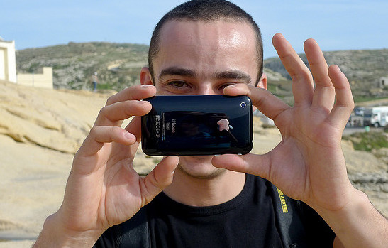 Taking Video with iPhone