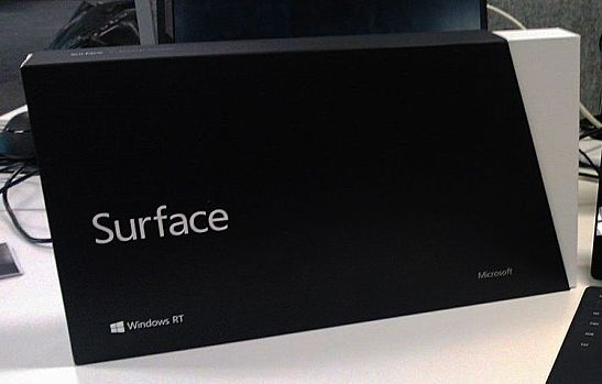 Microsoft Surface Box