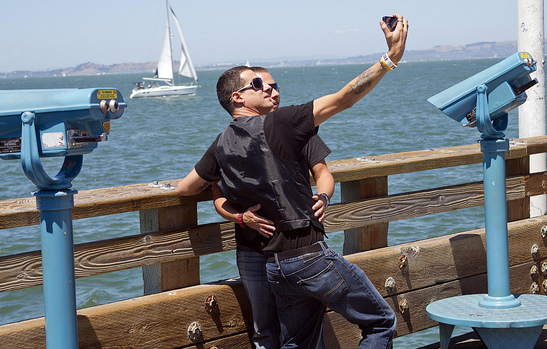 The Samsung Galaxy K Zoom is made for selfies
