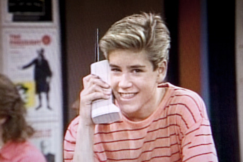 Zack Morris - The Rebel with a Brick (Courtesy of zackmorriscellphone.com/)