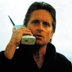 Gordon and his Cell (Courtesy of www.peakoilblues.org/)