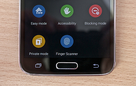 The Samsung Galaxy S5 Private Mode is easy to activate and even easier to use, making keeping your files secret a cinch.