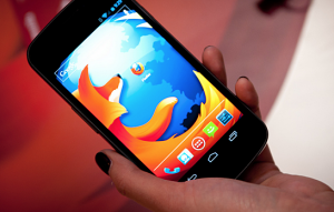 Firefox mobile