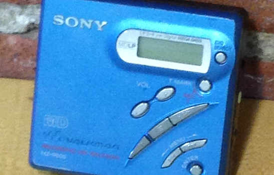 MiniDisc Player