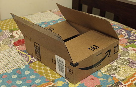 Amazon parcel