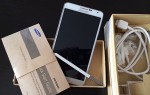 The Samsung Galaxy Note 3 was unveiled at the same time last year.