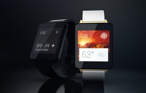 LG G Watches