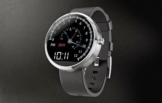 Motorola Moto 360 Smartwatch
