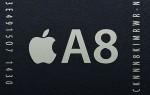 Apple A8 Processor