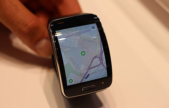 The Samsung Gear S