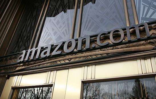 Amazon door