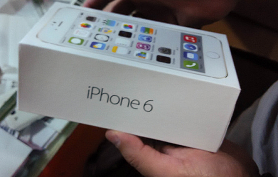 iPhone 6 Box