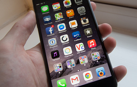 Apple iOS 8.1 Beta Deploying to Developers