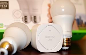 WeMo light bulbs