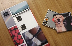Project Ara phone and modules