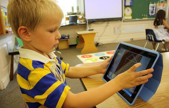 Kindergarten iPad Classroom