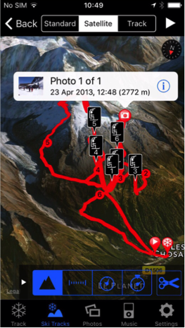 5 Best Apps for Skiers and Snowboarders - Gazelle The Horn