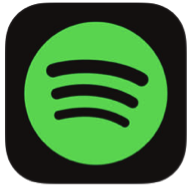 iPad apps-Spotify
