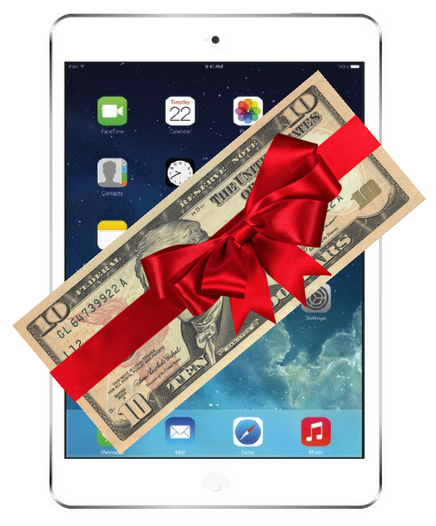 Holiday iPad Deals
