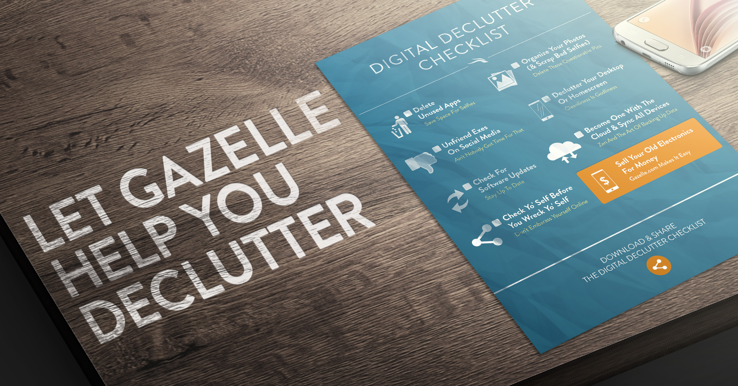 8 Simple Ways to Declutter Your Digital Life