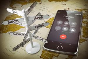international phone