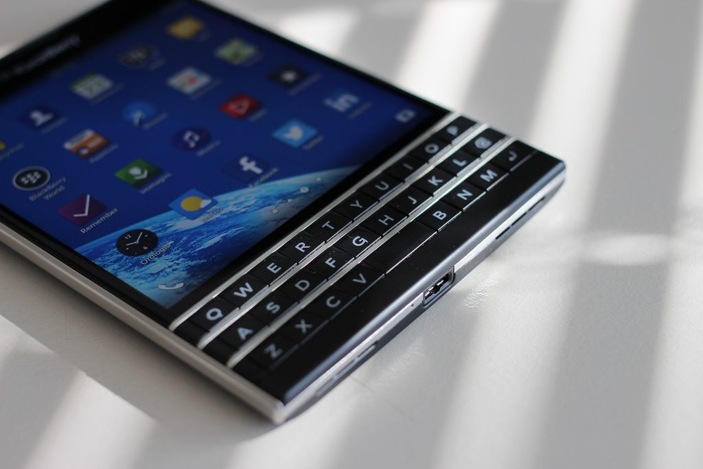 sell my blackberry passport